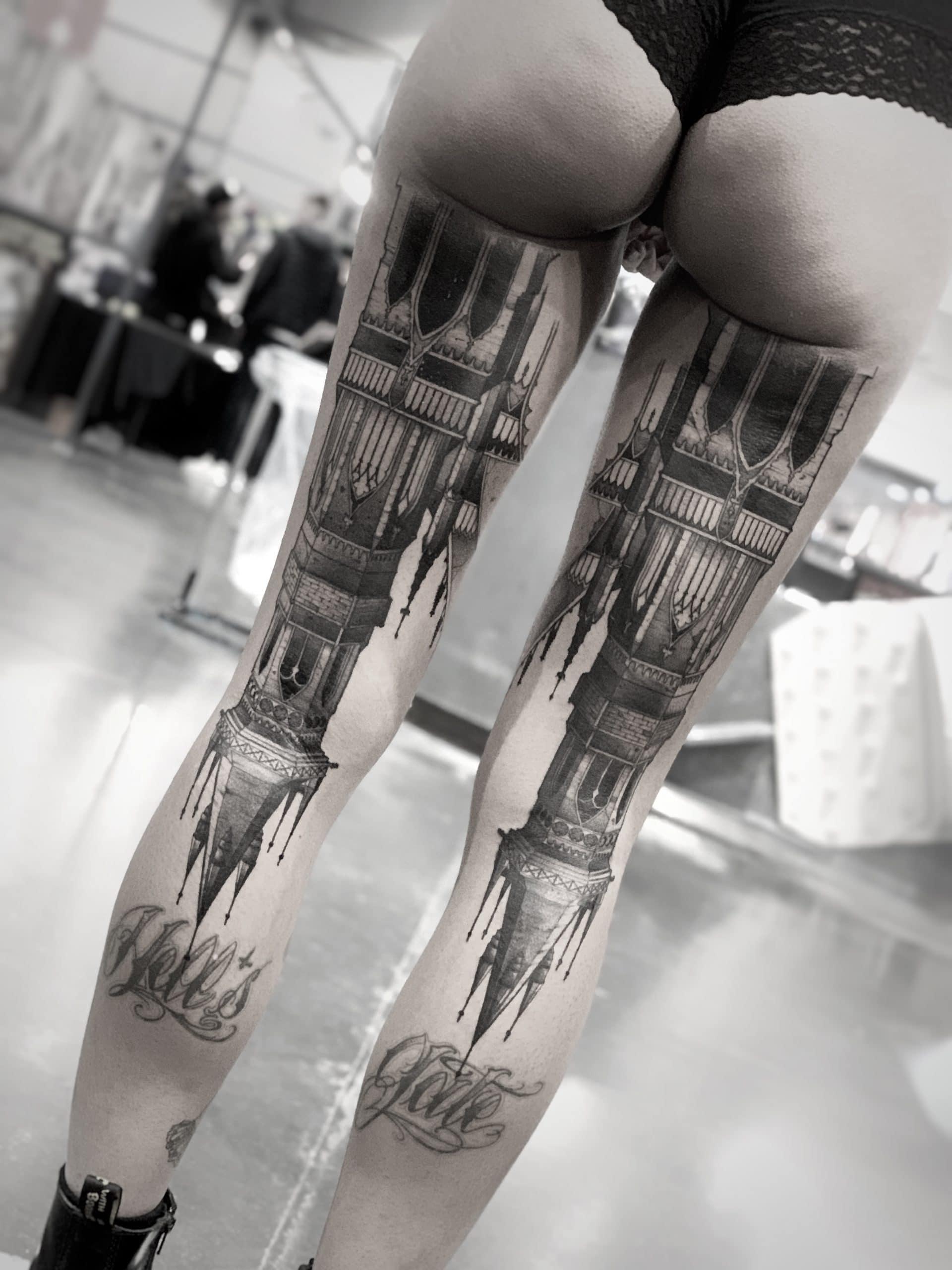 tatouage convention de Lille